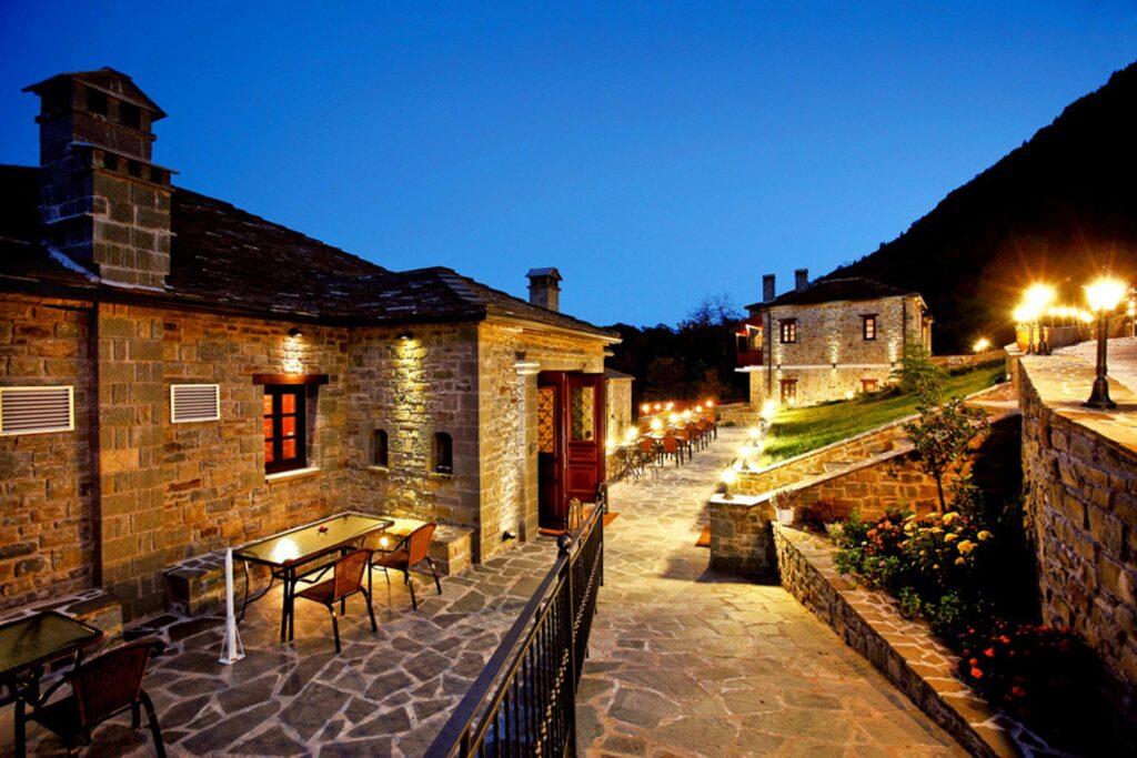 Hotel Athina - Zagori, Greece